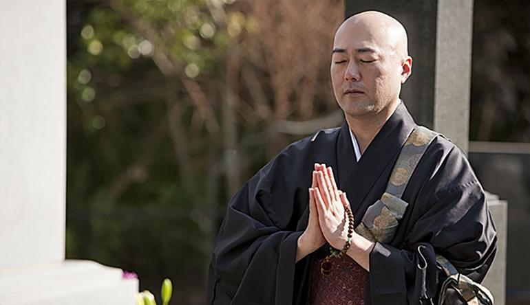 Amazon ofrece monjes budistas a domicilio